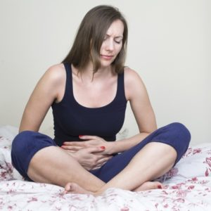 גזים בהריון