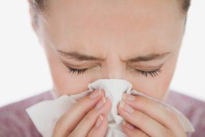 גודש באף בהריון
